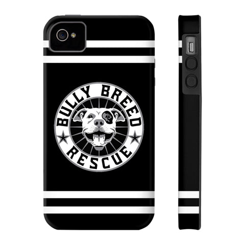 iPhone 4/4s Bully Breed Rescue Collaboration Case with Tough Rugged Protection