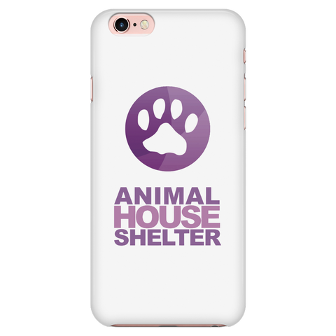 iPhone 7/7s Animal House Shelter Collaboration Case with Ultra Slim Durable Profile