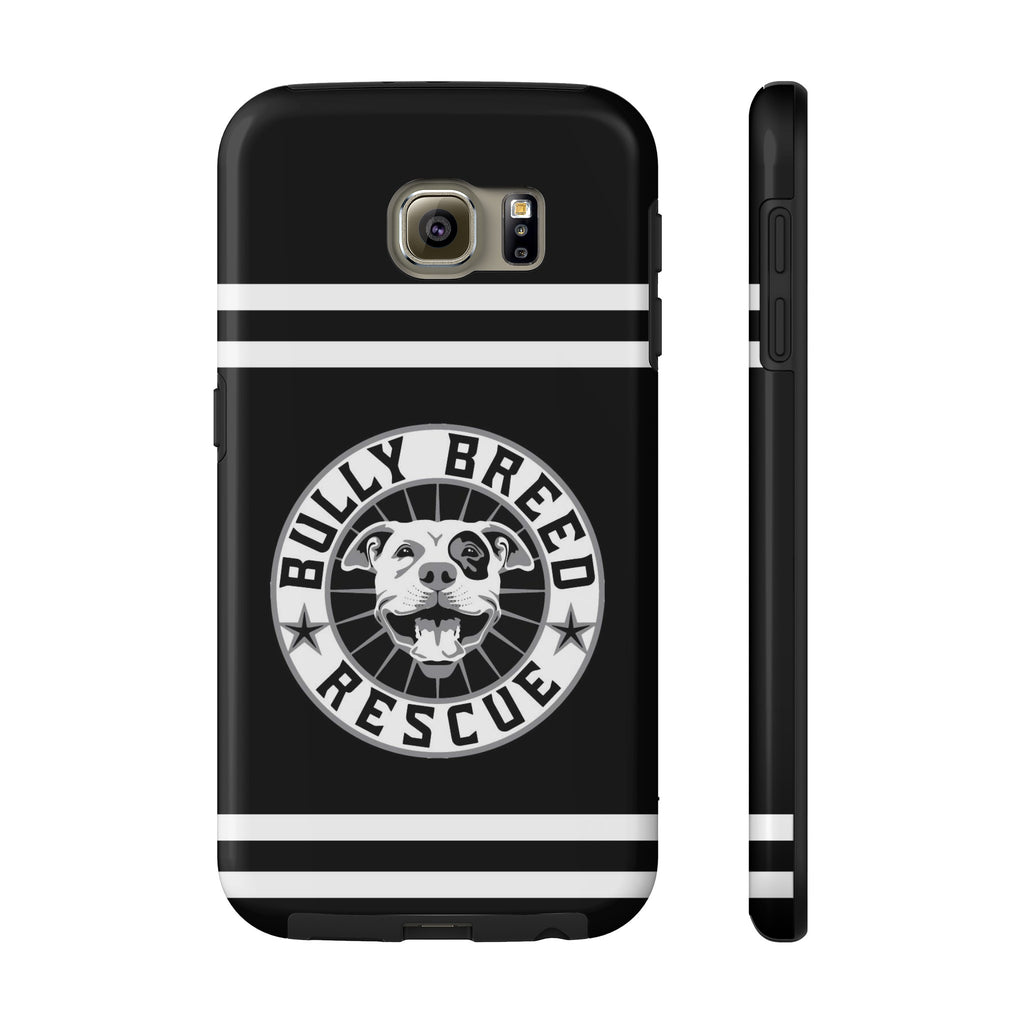 Samsung Galaxy S6 Bully Breed Rescue Collaboration Case with Tough Rugged Protection