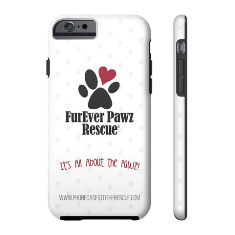 iPhone 6/6s FurEver Pawz Rescue Collaboration Case with Tough Rugged Protection