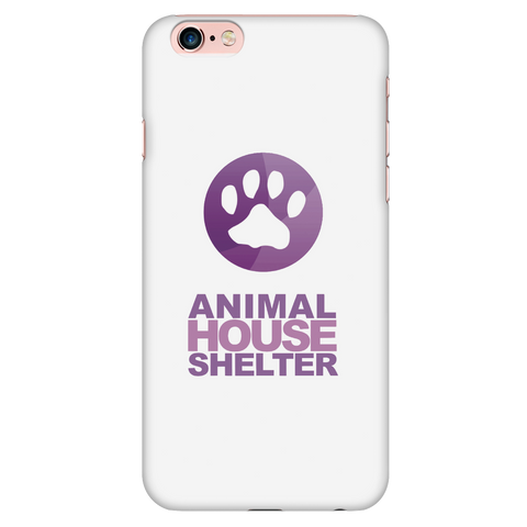 iPhone 6/6s Plus Animal House Shelter Collaboration Case with Ultra Slim Durable Profile