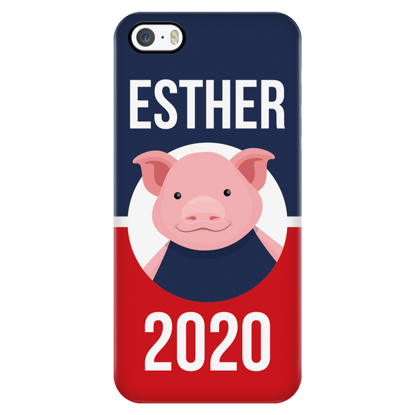 Esther Blue/Red - Available for Androids & iPhones