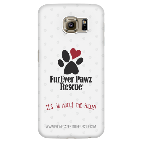 Samsung Galaxy S6 FurEver Pawz Rescue Collaboration Case with Ultra Slim Profile