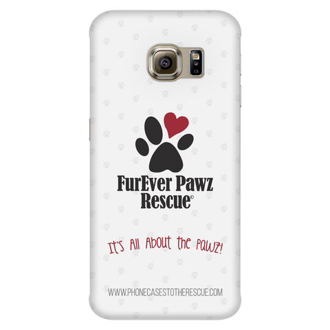 Samsung  Galaxy S6 Edge FurEver Pawz Rescue Collaboration Case with Ultra Slim Durable Profile with Ultra Slim Durable Profile