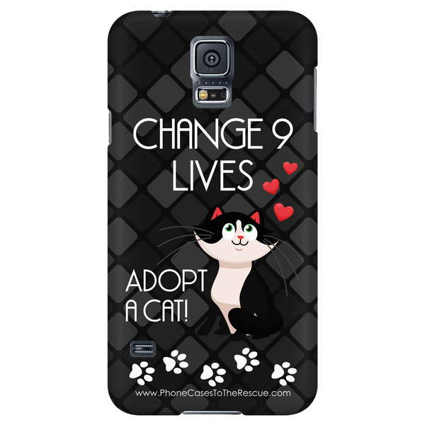 Change 9 Lives Adopt A Cat - Available for Androids & iPhones