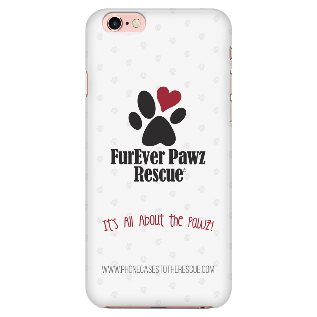 iPhone 6/6s FurEver Pawz Rescue Collaboration Case with Ultra Slim Durable Profile