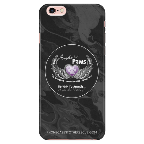 iPhone 6/6s Angels n Paws Collaboration Phone Case with Ultra Slim Durable Profile