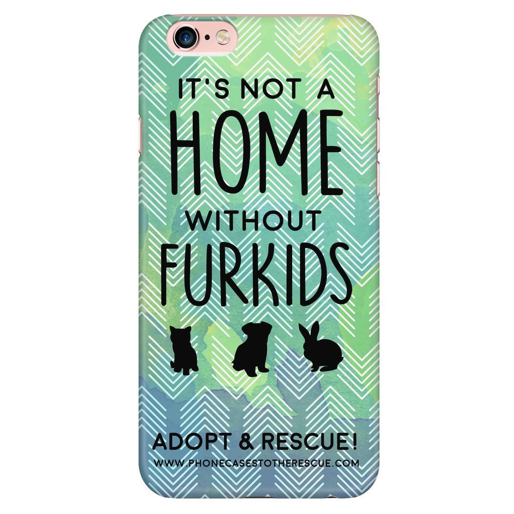 iPhone 6/6s For the Love of Fur Babies Phone Case with Ultra Slim Durable Profile