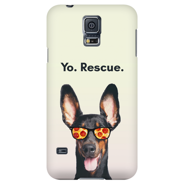 Yo Rescue - Available for Androids & iPhones