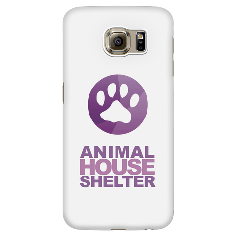 Samsung Galaxy S6 Animal House Shelter Collaboration Case with Ultra Slim Profile