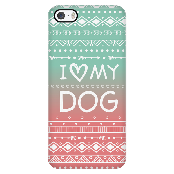 I Love My Dog - Available for Androids & iPhones