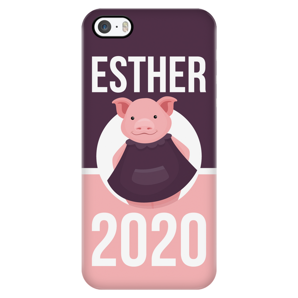 Esther - Pink/Purple - Available for Androids & iPhones