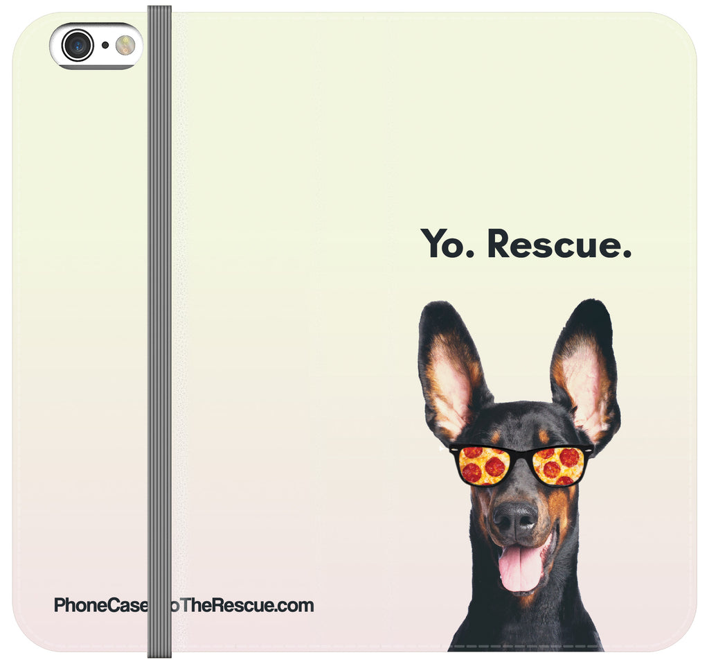 Yo Rescue Folio Case - Galaxy S6 Edge