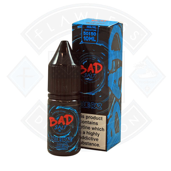 Bad Juice Salt Blue Raz 10ml