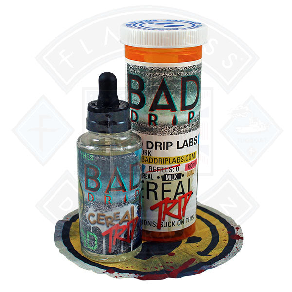 Bad Drip Cereal Trip 50ml 0mg Shortfill E-liquid