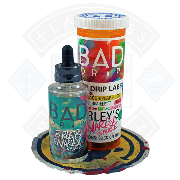 Bad Drip Farley's Gnarly Sauce 50ml 0mg Shortfill E-liquid