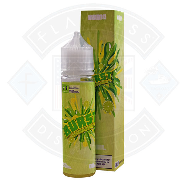 Burst Citrus-Burst 0mg 50ml Shortfill