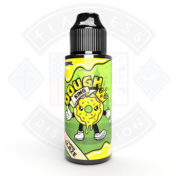 Dough King Lemon Glaze 0mg 100ml Shortfill