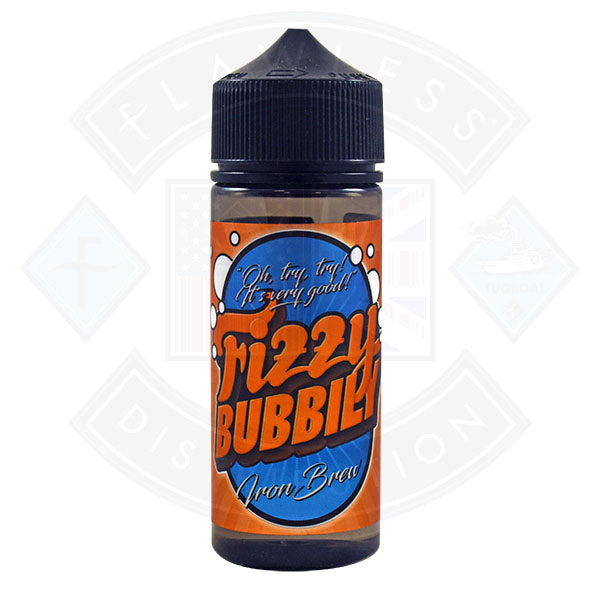 Fizzy Bubbily Iron Brew 0mg 100ml Shortfill