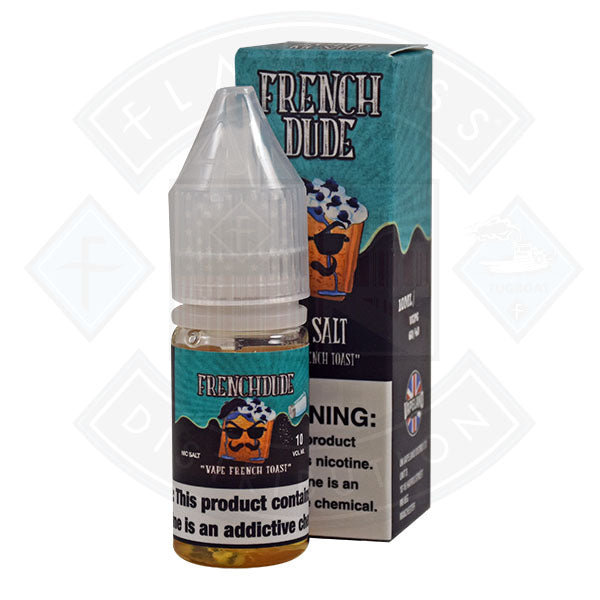 French Dude Nic Salt 10ml