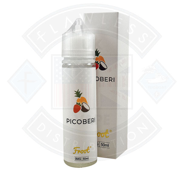 Froot Picoberi 0mg 50ml Shortfill
