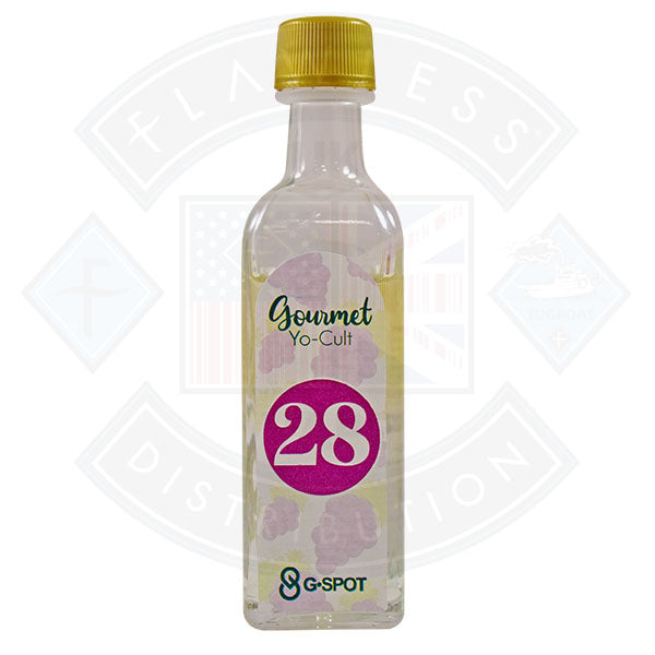 G. Spot Gourmet 28  0mg 50ml Shortfill E-Liquid