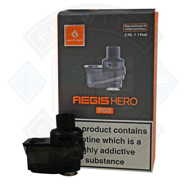 Geek Vape Aegis Hero Replacement Pod