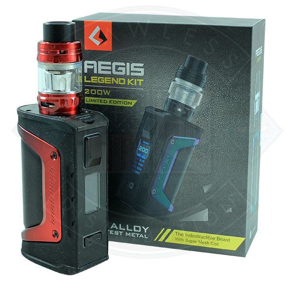 Geek Vape Aegis Legend 200w Vape Kit by Geekvape