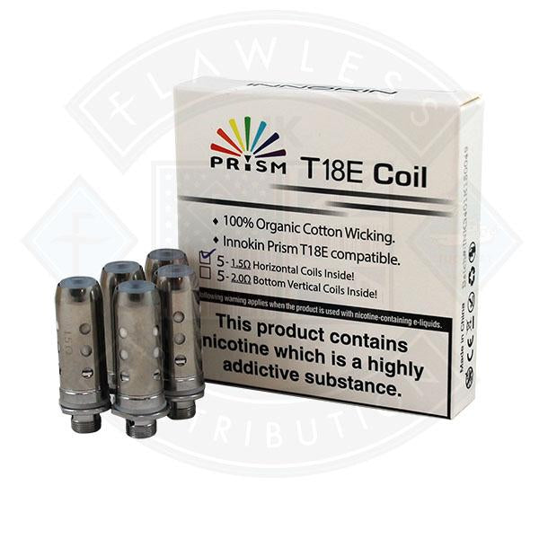Endura prism T18E replacement coil (5 Pack)