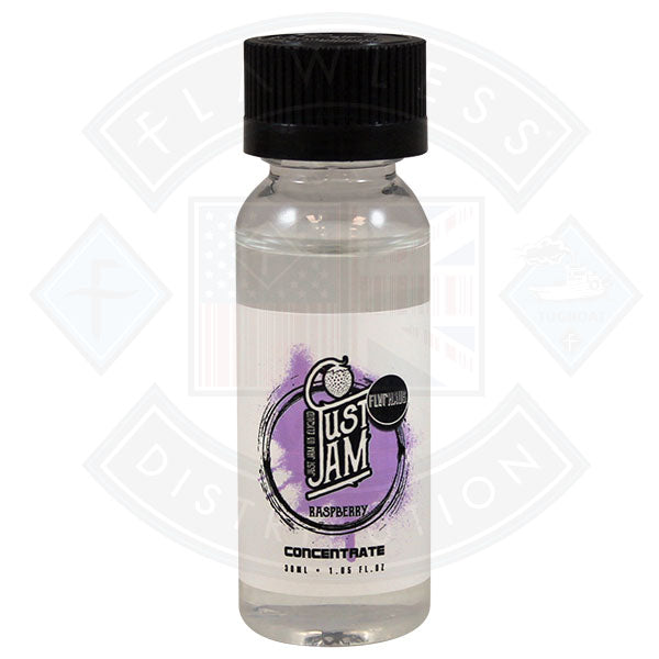 Just Jam Raspberry Concentrate 30ml