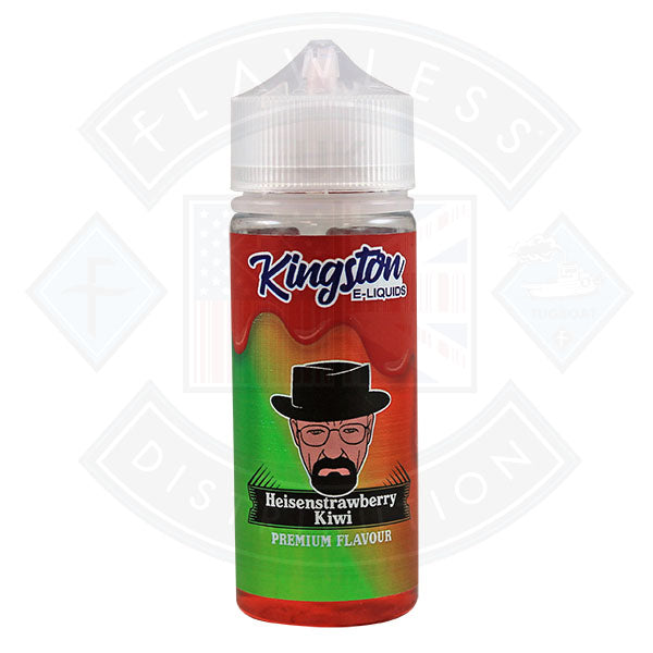 Kingston Heisenstrawberry Kiwi 0mg 100ml Shortfill E-Liquid