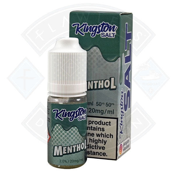 Kingston Salt 50/50 Menthol 10ml