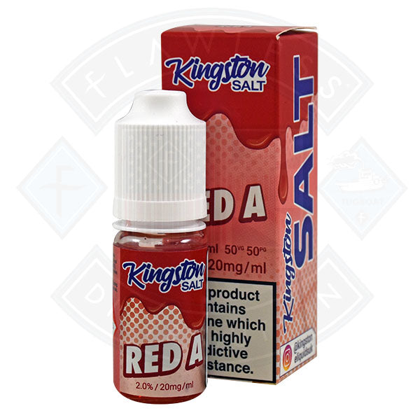 Kingston Salt 50/50 Red A 10ml