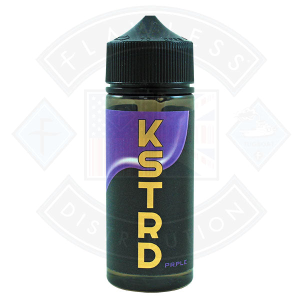 KSTRD PRPLE 100ml 0mg shortfill e-liquid