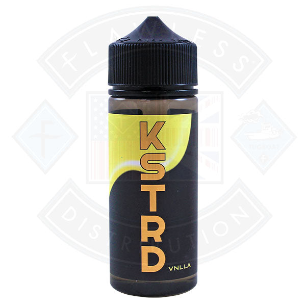 KSTRD VNNLA 100ml 0mg shortfill e-liquid
