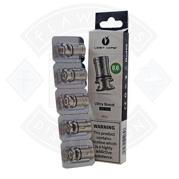 Lost Vape Ultra Boost Coil 5pcs/pack