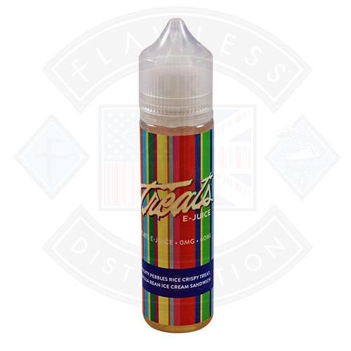 Treats 0mg 50ml Shortfill