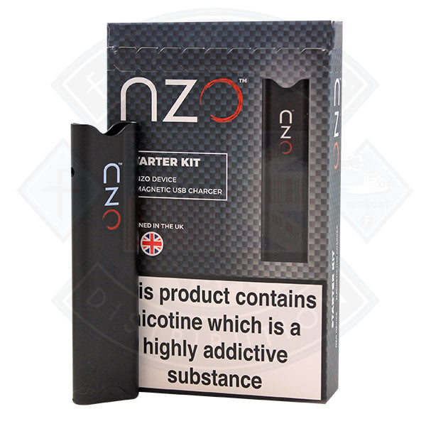 NZO Starter Kit  (Device + Pod Pack + Charger)