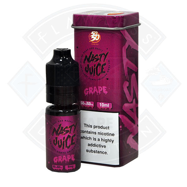 Nasty Juice 50/50 Asap Grape-Grape 10ml