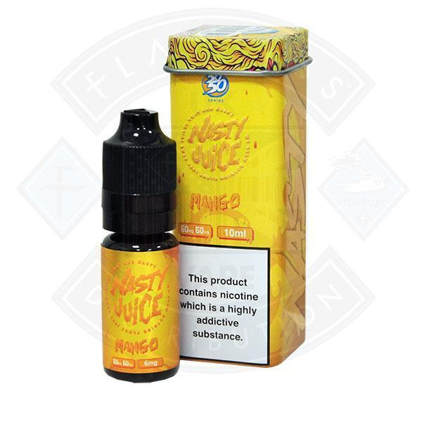 Nasty Juice 50/50 Mango 10ml