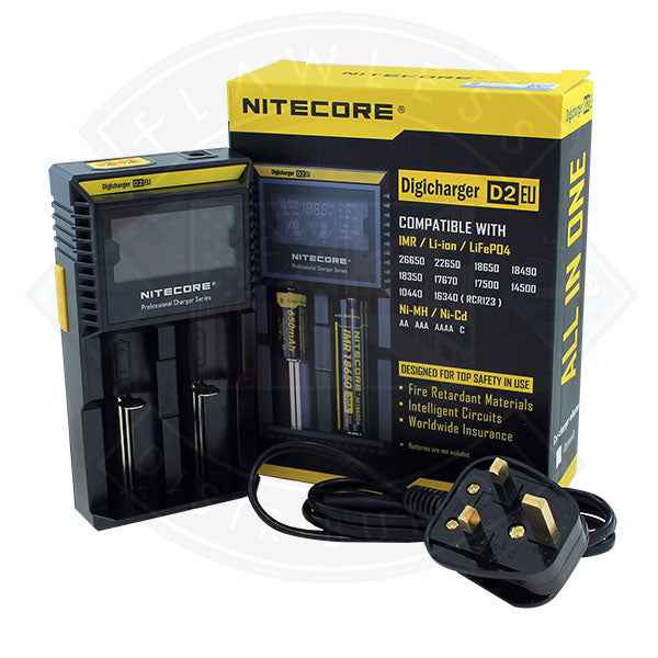 Nitecore D2 EU DigiCharger