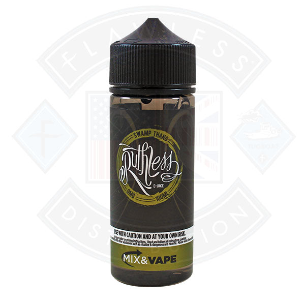 Ruthless Swamp Thang 0mg 100ml Shortfill