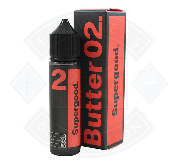 Supergood Butter 02 [Jam Biscuit, Meringue Cream] 0mg 50ml Shortfill E-Liquid