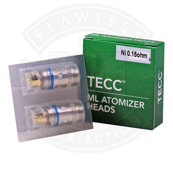 Tecc ML Coils NI 0.15 OHM 2pack