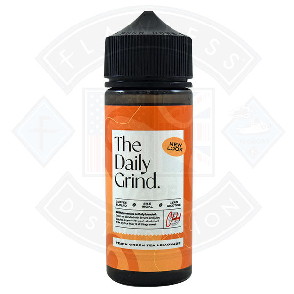 The Daily Grind P.G.T. Lemonade (New Look) 0mg 100ml Shortfill