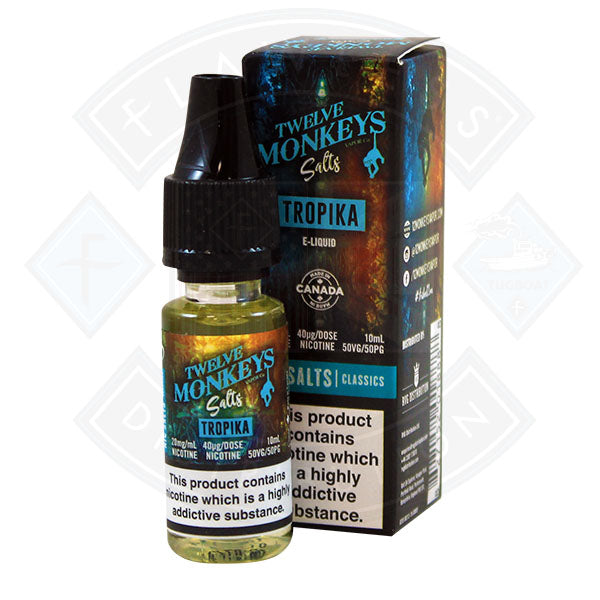 Twelve Monkeys Nic Salt - Tropika 10ml