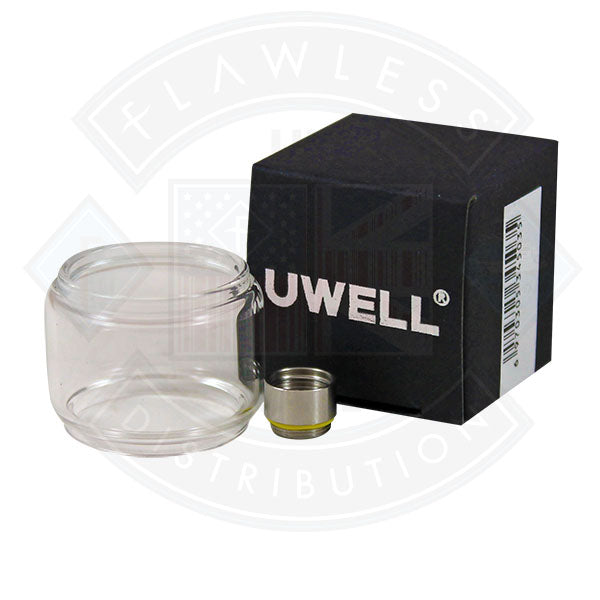 Uwell Crown IV 5ml Bubble Glass + Chimney Tube