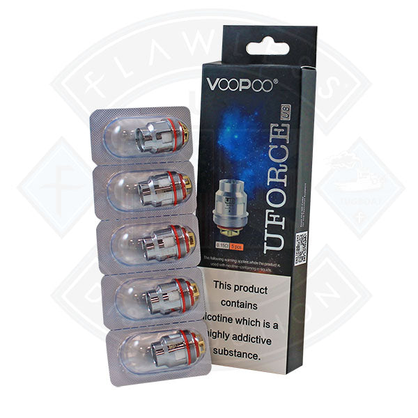 Voopoo UForce U8 Coils (5 Pack) 0.15ohm