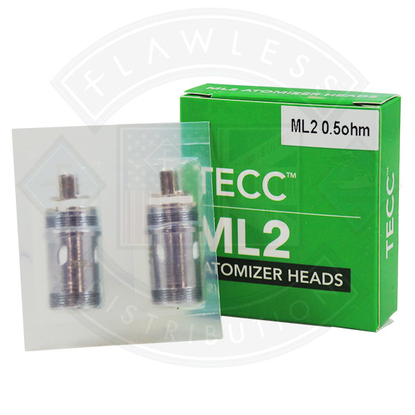 Tecc ML2 Coils 0.5 OHM 2pack