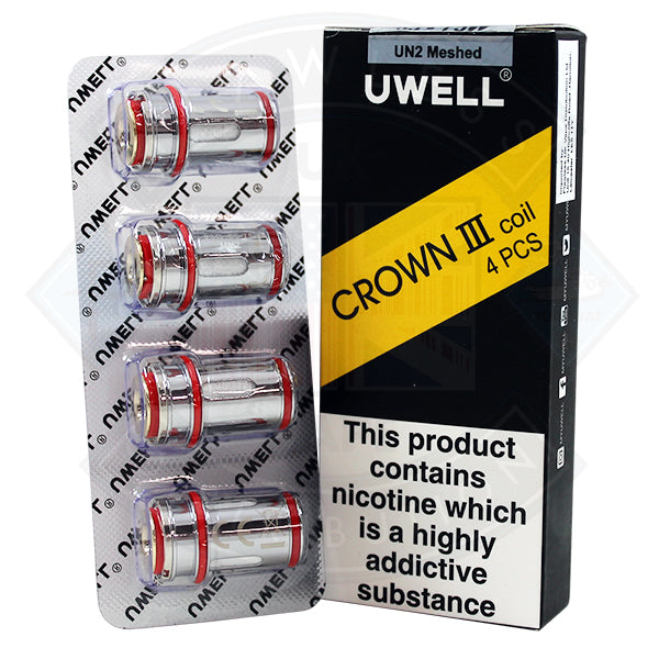 Uwell Crown III Coil 4 pcs